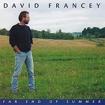 David Francey - langt slutningen af sommeren [CD] USA import