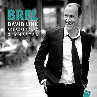 David Linx - Brel [CD] USA import