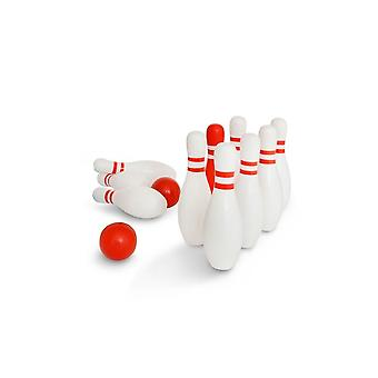 BuitenSpeel Bowling Red and White