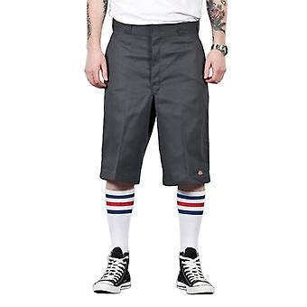 Dickies - 13'' Flat Front Work Short - Charcoal Dickies42283 Classic Mens Shorts