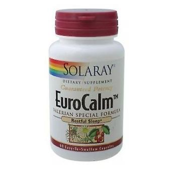Solaray Eurocalm 60 Capsules (Vitamines en Suplementen , Speciale supplementen)