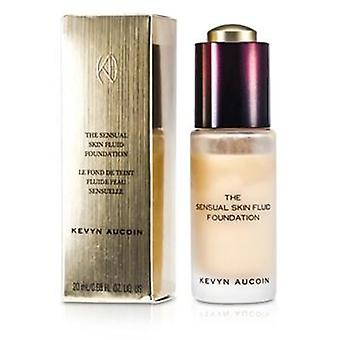 Kevyn Aucoin The Sensual Skin Fluid Foundation - # SF03 - 20ml/0.68oz