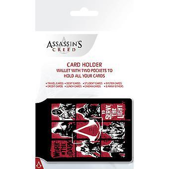 Assassins Creed Grid Card Holder