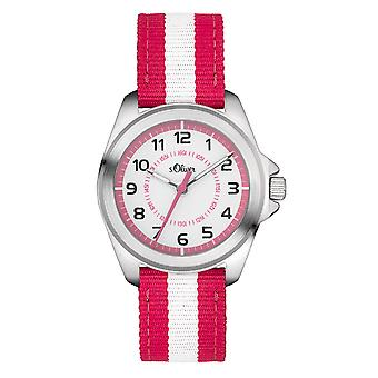 s.Oliver watch kids watch kids SO-3402-LQ