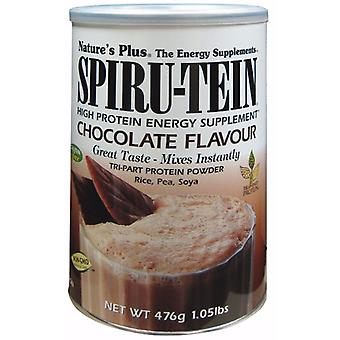 Natures Plus CHOCOLATE SPIRUTEIN SHAKE 1.05 LB (UK)