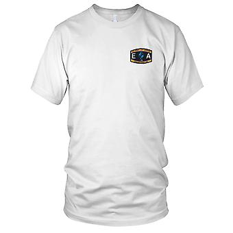 Aide américaine Seebee Marine Construction Engineering brodé Patch - notation dames T Shirt