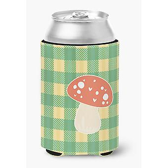 Carolines Treasures  BB6938CC Mushroom Can or Bottle Hugger