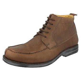 Mens Anatomic Ankle Boots Regalo