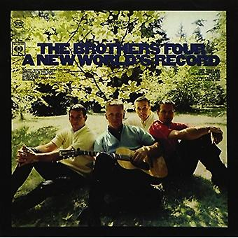 Brothers Four - New World's Record [CD] USA import