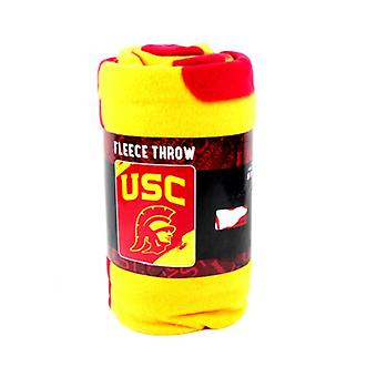 USC Trojans NCAA nordvest Fleece Throw