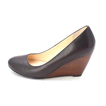 Cole Haan Womens Jeansam Closed Toe Wedge Pumps
