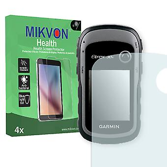 Garmin eTrex 30x Screen Protector - Mikvon Health (Retail Package with accessories)