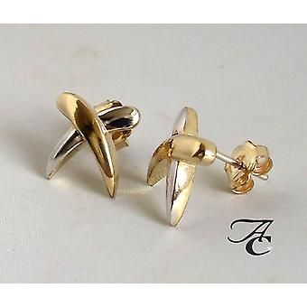 Atelier Christian yellow gold earrings