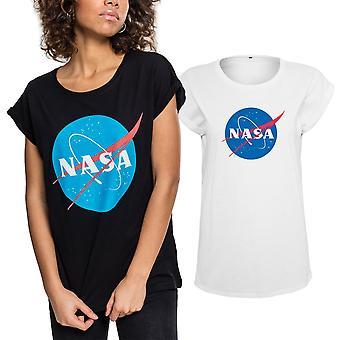 Merchcode damas top - camiseta de la NASA USA