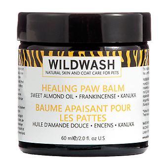 Wildwash Healing Paw Balm 60ml