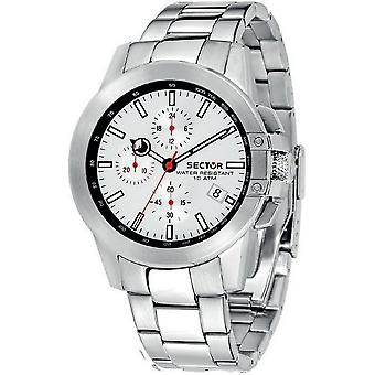 Sector watches mens watch 480 racing chronograph R3273797003