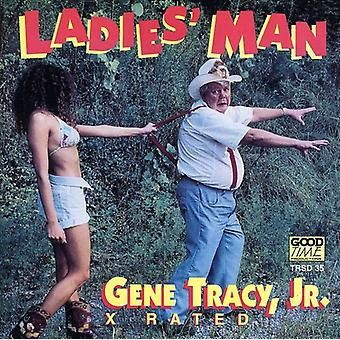 Genet Jr Tracy - damernes mand [CD] USA import