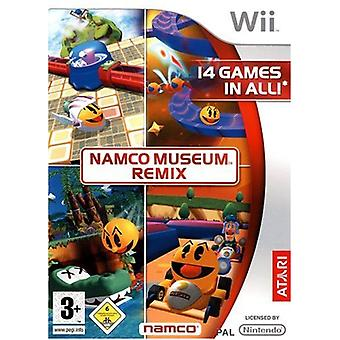 NAMCO Museum Remix (Wii)