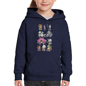 Lil Overwatch Kid's Hooded Sweatshirt