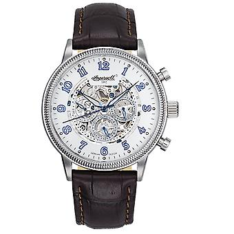 Ingersoll men's watch wristwatch automatic tipico IN7218WH