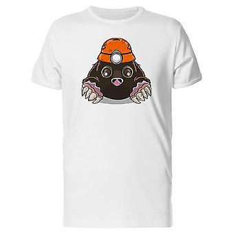 Mole Digger Tee Men's -Image by Shutterstock