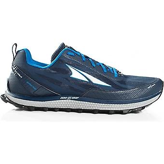 Superior 3.5 Mens Zero Drop Trail Running Shoes Blue