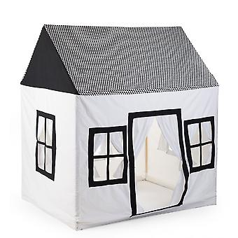 Kind Haus-Large Baumwolle Playhouse - 125 x 95 x 145 cm