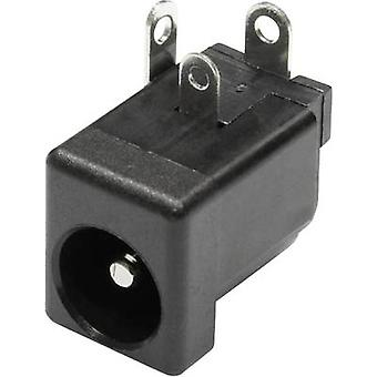 econ connect DC14JD20 Low power connector Socket, horizontal mount 2 mm 1 pc(s)