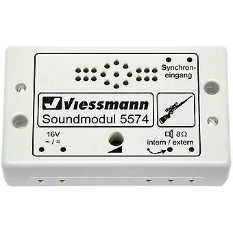 Sound effect Hunt Prefab component Viessmann 5574