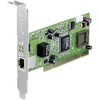 Network card 1 Gbit/s D-Link DGE-528T PCI, LAN (10/100/1000 Mbps