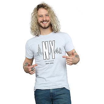 Friends Men's NY City T-Shirt