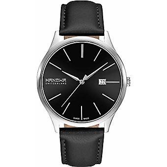 HANOWA - watch - mens - 16-4075.04.007 - PURE