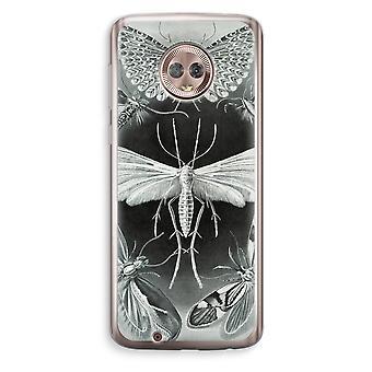 Motorola Moto G6 Transparent Case (Soft) - Haeckel Tineida