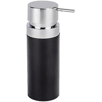 Wenko Soap Dispenser Inca, black (Bathroom accessories , Soap dish and dispensers)
