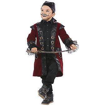 Piratenjunge Eddie kinder kostuum jongen pirate Corsair