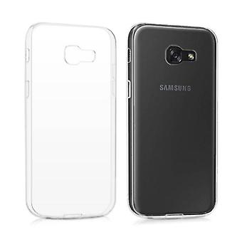 Stuff Certified ® 5-Pack Transparent Clear Case Cover Silicone TPU Case Samsung Galaxy A5 2015