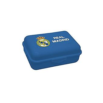 Real Madrid Lunch Box Blue