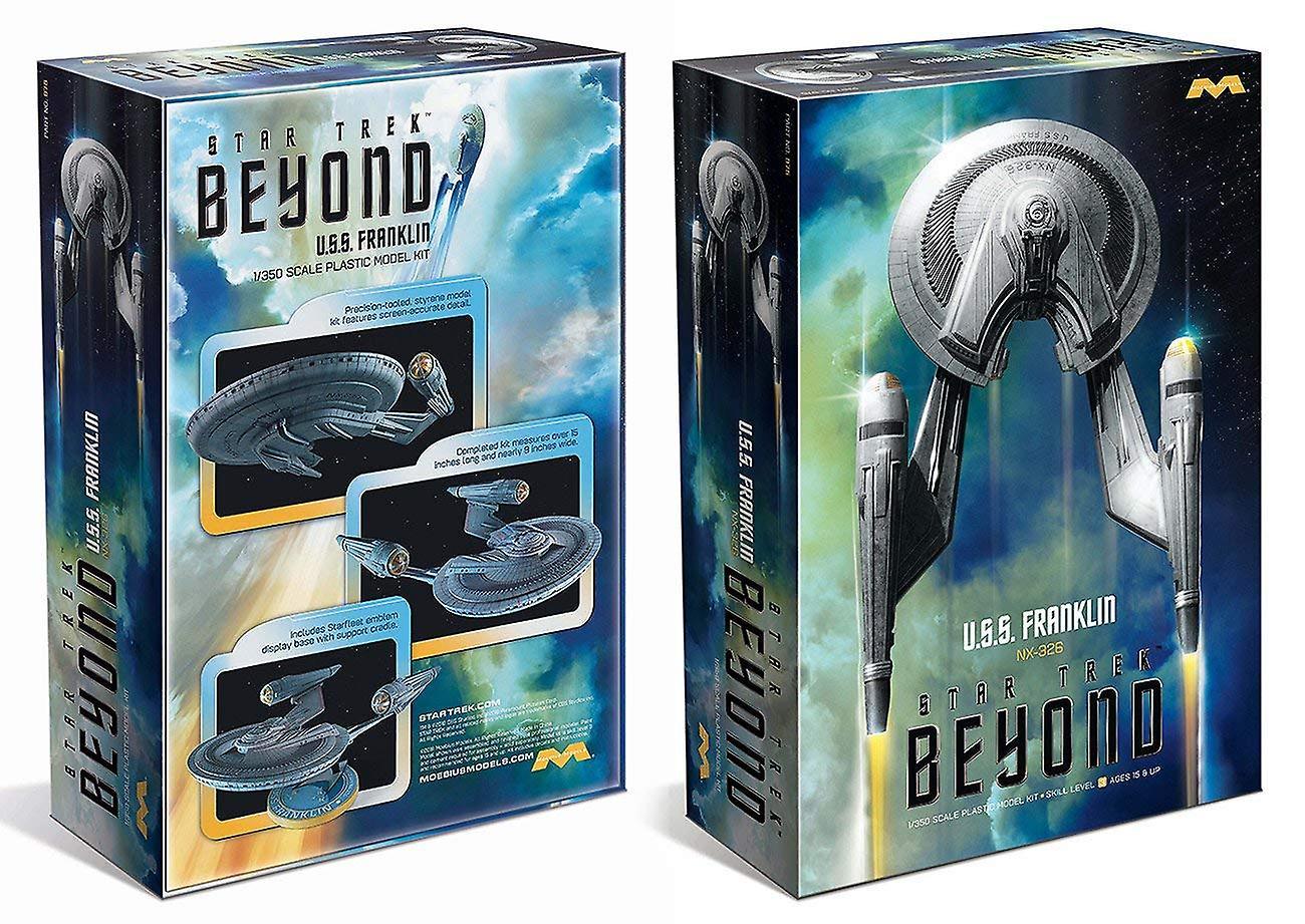 USS Franklin (Star Trek Beyond) 1 350 Model Kit