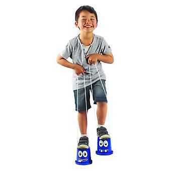 Quack Monster Stomper Walking Bucket Stilts