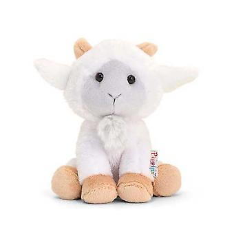 Keel Pippins Goat Soft Toy 14cm