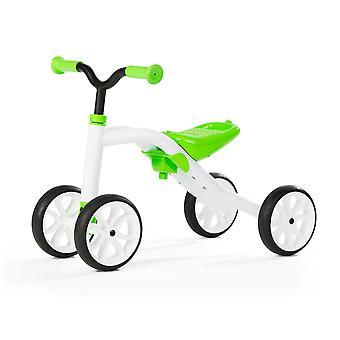 Chillafish Quadie Balance Bike-grün
