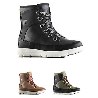 Womens Sorel Explorer 1964 Winter Waterpoof sneeuw Rain kalf Hiking Boots