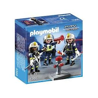 Playmobil 5366 Fire team