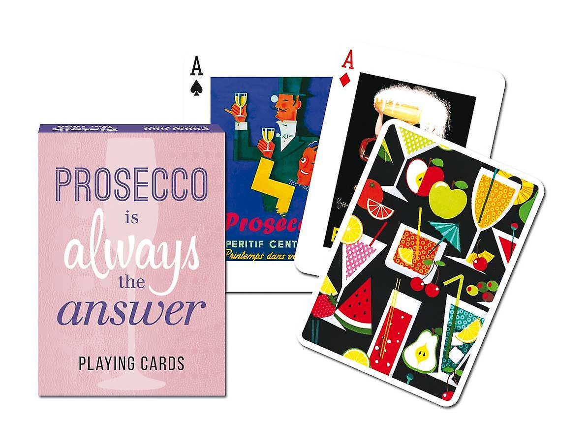 Piatnik Prosecco spillekort