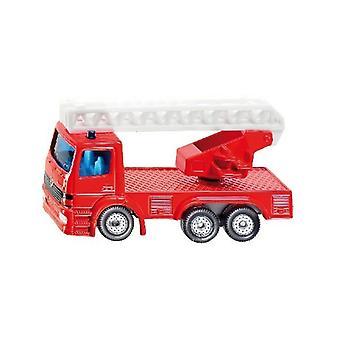 Siku 1015 Brandweer Ladderwager
