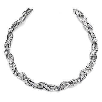 Oliver Weber Armband weniger Rhodium Kristall