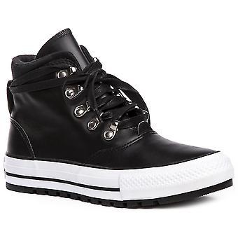 Converse Chuck Taylor All Star Ember Boot cuir lisse 557916C des souliers pour dames