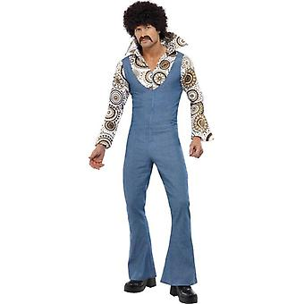 Groovy Dancer Costume, Chest 42