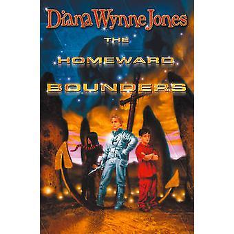 The Homeward Bounders by Diana Wynne Jones - 9780006755258 Book
