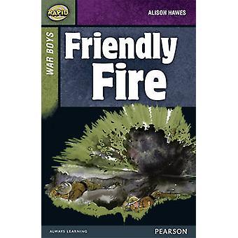 Schnelle Bühnenbild 8 B - Krieg Boys - Friendly Fire von Dee Reid - Alison Haw